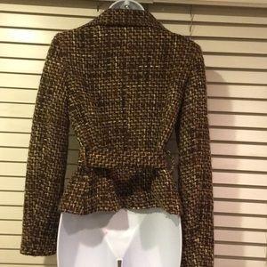 Zara Jackets & Coats - Zara Basic Tweed Jacket